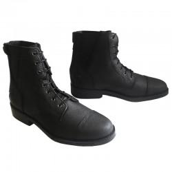 2 Boots nubuck grainé Capitole Cavalhorse : Boots équtation - Le Paturon