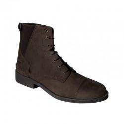 3 Boots nubuck grainé Capitole Cavalhorse : Boots équtation - Le Paturon