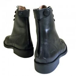 2 Boots équitation cuir lisse Derby Ride cavalhorse : Boots Equitation - Le Paturon