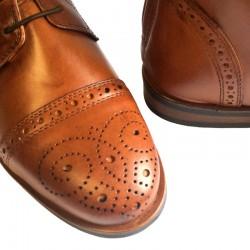 3 Boots cuir lisse Cyprien Cavalhorse : boots équitation - Le Paturon