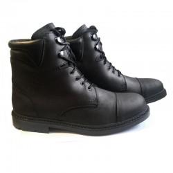 3 Boots équitation cuir huilé Vigoulet Cavalhorse : Boots Equitation - Le Paturon