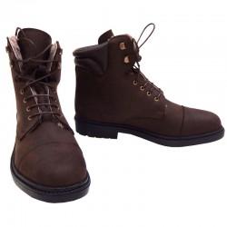 1 Boots cuir huilé Vigoulet fourrées Cavalhorse : Boots Equitation - Le Paturon