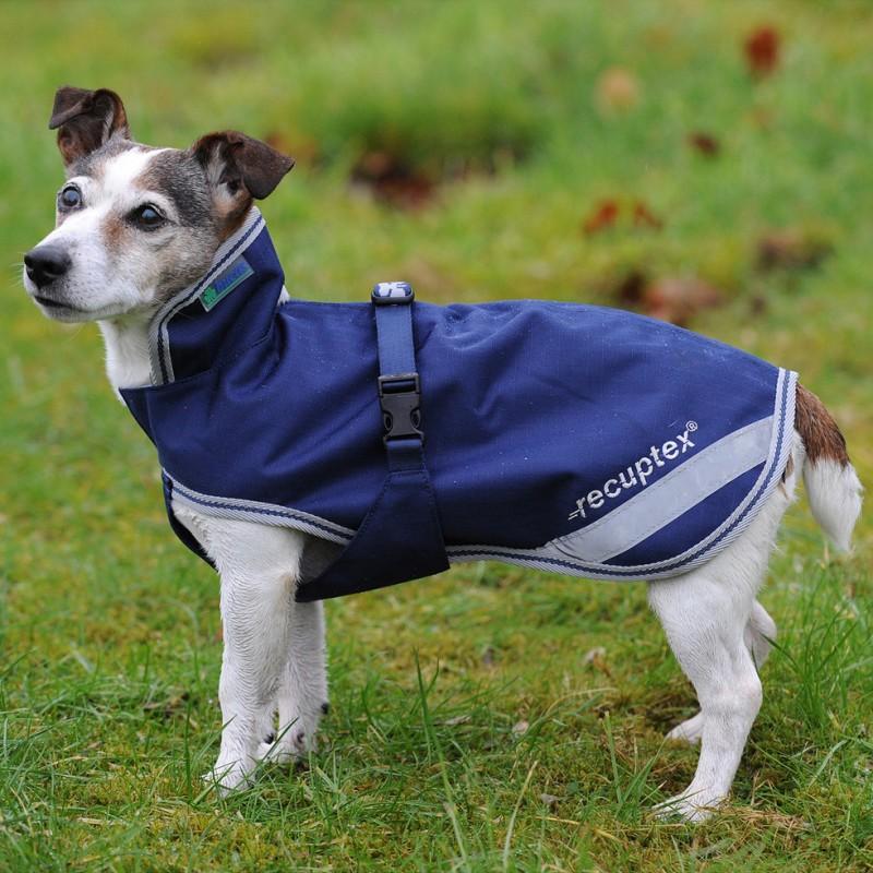1 Manteau chien soin du dos imperméable - Bucas Recuptex - Le Paturon