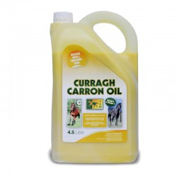 1 Curragh Carron Oil Digestion acides gras cheval TRM,TRM,Drainage cheval