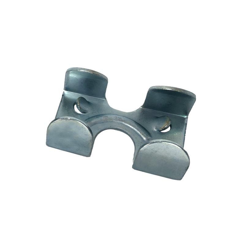 Clip nickelé robuste pour longe cheval 12 mm : Cavalhorse - Le Paturon