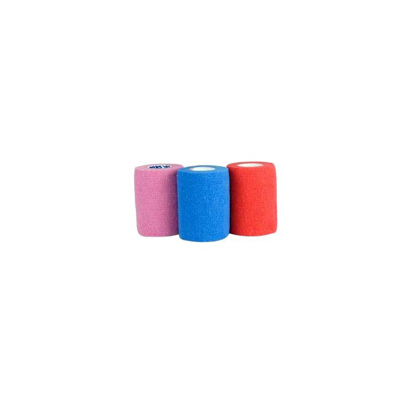 1 Bande cohésive respirante TRM prowrap 7,5 cm par TRM - Le Paturon