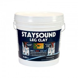 Argile membres cheval Staysound 11,35kg TRM - Le Paturon