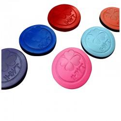 5 Martingale en cuir avec collier, Martingale coloré, IHWT, Le Paturon