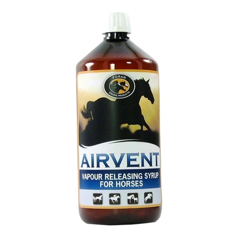 1 Airvent Foran, Sirop toux sèche cheval, Le Paturon