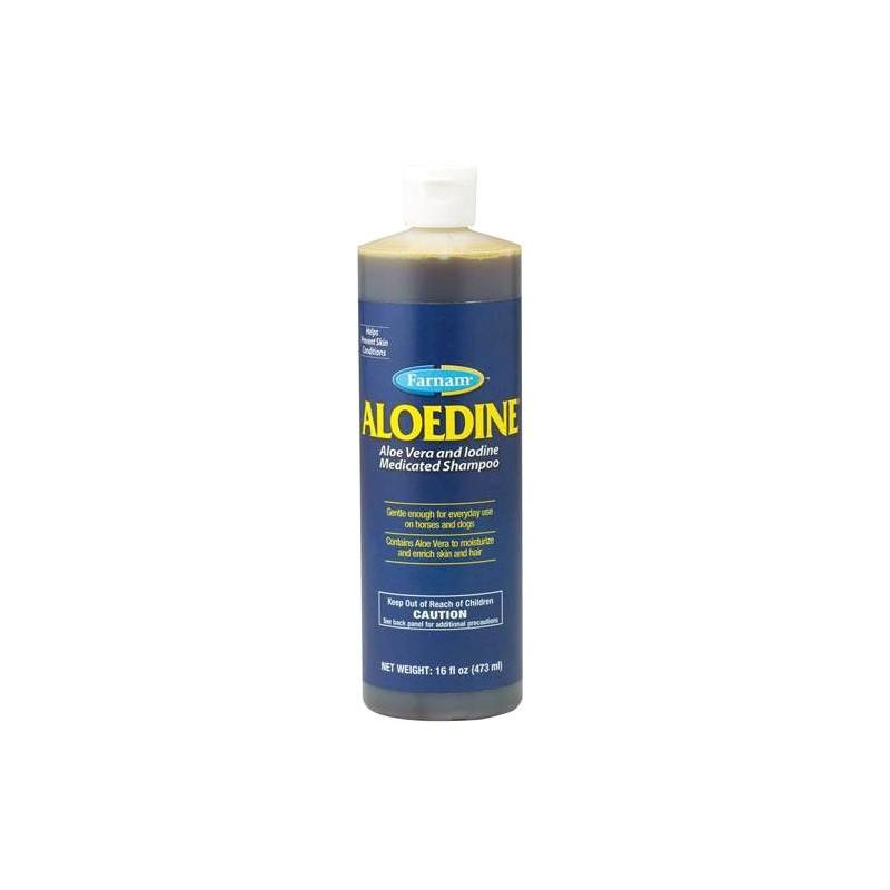 1 Aloedine, Farnam, Shampoing désinfectant cheval, Le Paturon