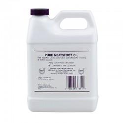 1 Pure Neastfoot Oil, Farnam, Soin cuir cheval, Le Paturon