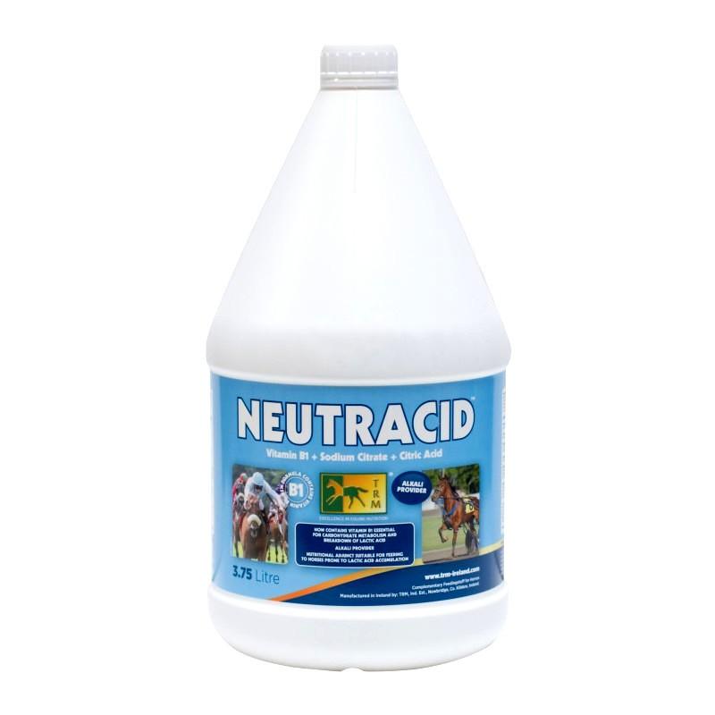 2 Neutracid, TRM, récupération cheval, Le Paturon