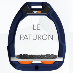Safe On, Flex On - Flexon Navy Bleu Marine - Le Paturon
