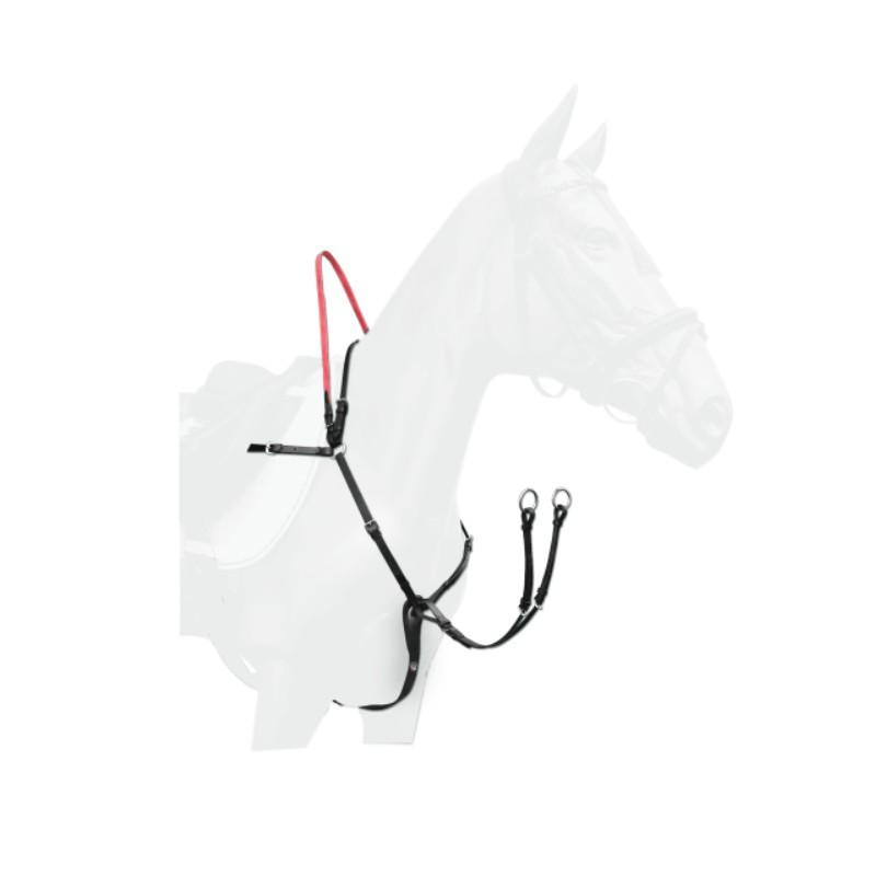1 Collier de chasse Secutrust, Collier de chasse mains fixes cheval, Le Paturon - Waldhausen