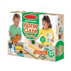 3 Jouet enfant soin cheval : cadeau équitation - Le Paturon