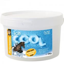 1 Ice Cool Argile Refroidissante Cheval Naf,Naf Equine,Bandes de polo