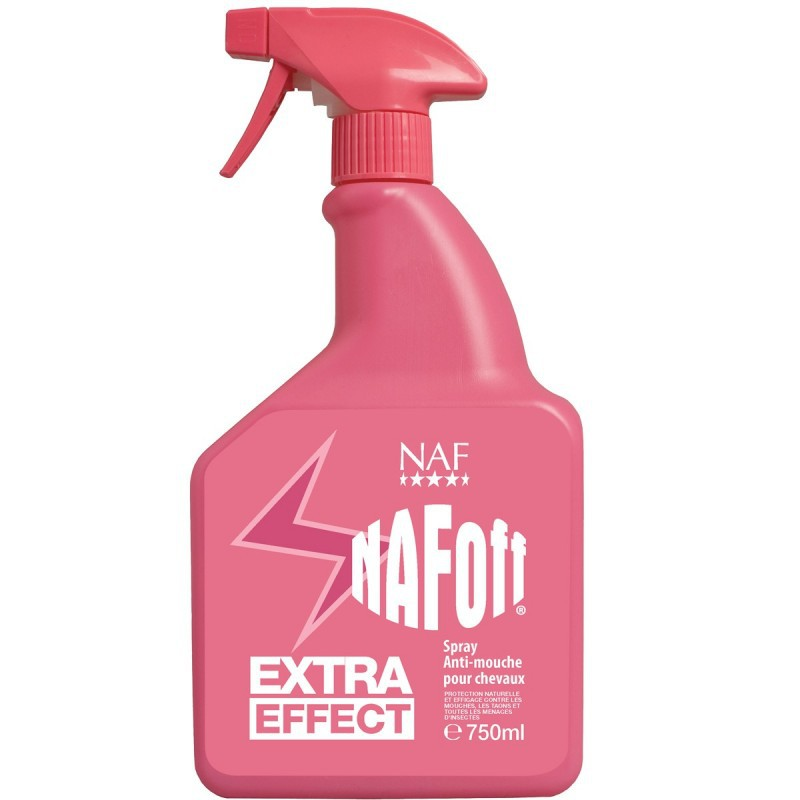 1 Off Extra Effect Anti mouches Cheval Naf,Naf Equine,Anti-Insecte et Anti-Mouche cheval