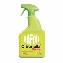 1 Naf Off Citronella Anti-mouches cheval,Naf Equine,Anti-Insecte et Anti-Mouche cheval