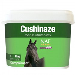 1 Naf Cushinaze, Cushing cheval : Complément Cheval Naf Equine