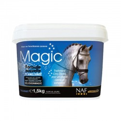 1 Naf Magic 5 Star : Stress Cheval - Le Paturon