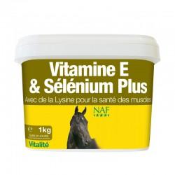1 Naf Vitamine E Selenium Plus - Muscle Cheval,Naf Equine,Tendons et Muscles cheval