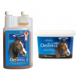 1 Naf Oestress 5 Star, Cycle hormone Jument, cycle jument - Le Paturon