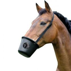 1 Muselière anti colique cheval ,Waldhausen,Muselière cheval