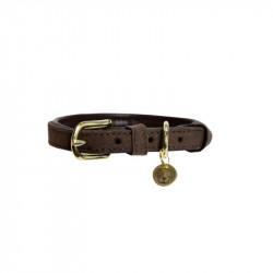 1 Collier chien Velvet Leather Kentucky, Le Paturon - Kentucky