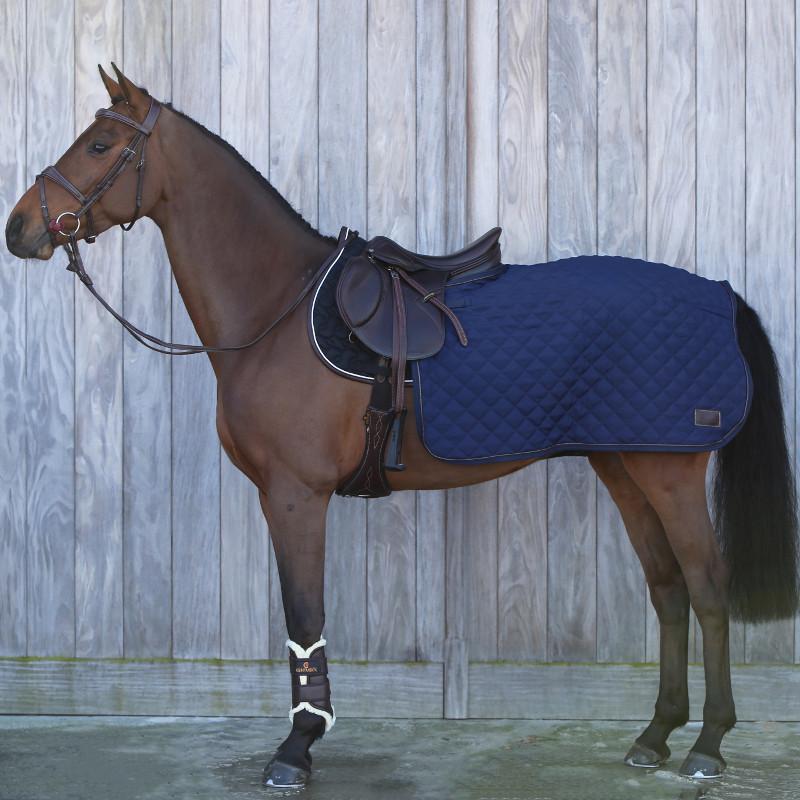 2 Couvre reins dressage Kentucky Bleu,Kentucky,Couvre reins cheval
