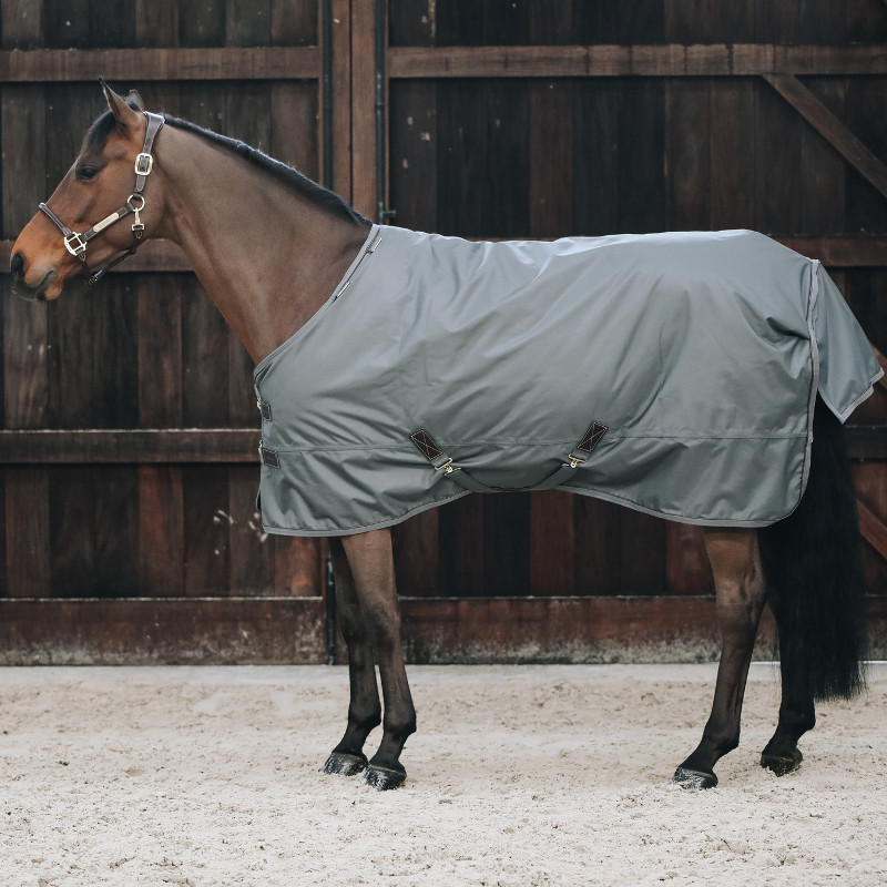 1 Couverture Turnout Rug All Weather 160gr Kentucky,Couverture hiver cheval