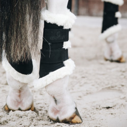 3 Turnout Boots Air Kentucky : Guêtre Cheval Kentucky - Le Paturon