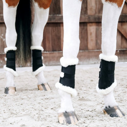 4 Turnout Boots Air Kentucky : Guêtre Cheval Kentucky - Le Paturon