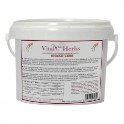 Shake Less Encensement cheval Vital Herbs