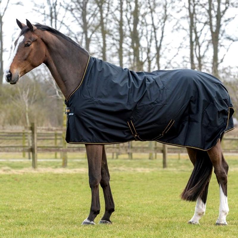Couverture cheval exterieur Irish Turnout Extra Bucas encolure haute  - Le Paturon