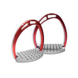 Etriers Aluminium Couleur Spin Plat