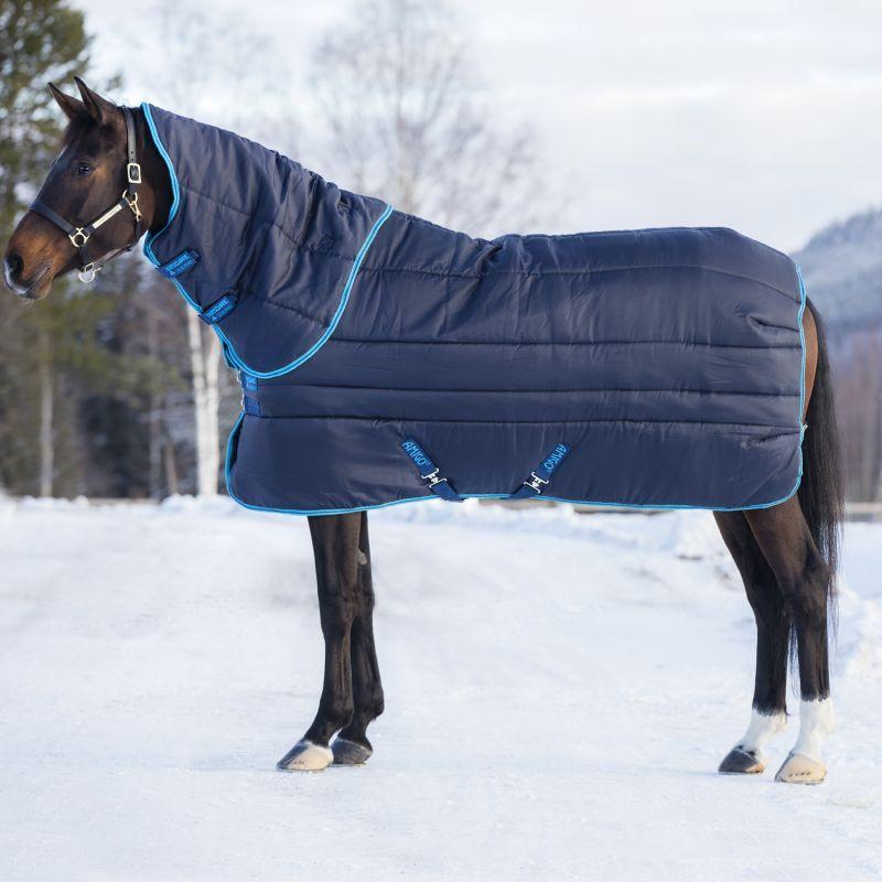 Couverture écurie Horseware cheval 550 g Amigo Insulator Plus - Le Paturon