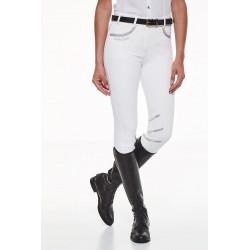 Pantalon Harcour Jalisca équitation femme blanc - Le Paturon
