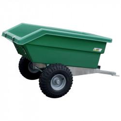 Remorque 450 litres quad 450 La Gée