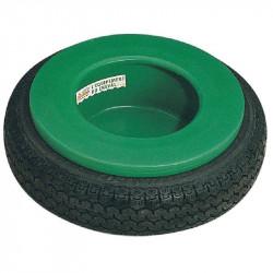 Mangeoire de prairie circulaire à pneu 15 L résine La Gée