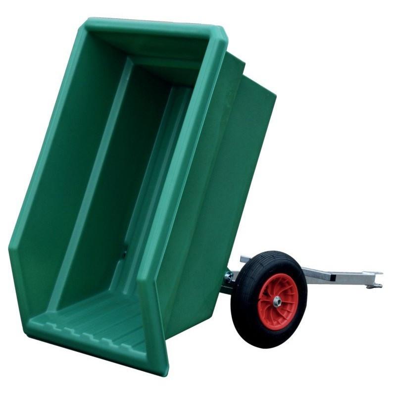 Remorque 350 L pour micro tracteur/quad La Gée