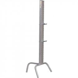 Chandelier simple métallique renforcé avec 1 fiche La Gée - Le Paturon
