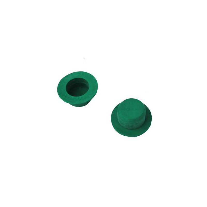 Bouchon vert x 10 - 20mm  pour abreuvoir niveau constant mangeoire pré La Gée