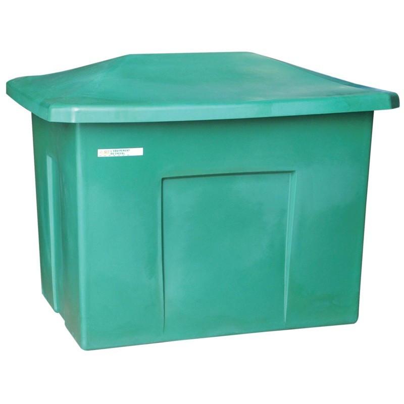 Container à grains 600 L résine La Gée