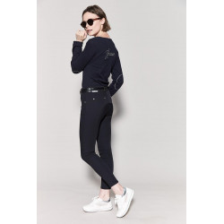 Pull Femme Must Have Harcour Fitty marine - Le Paturon
