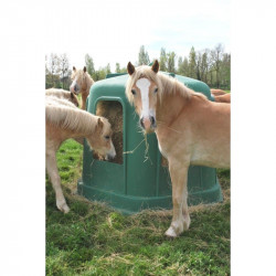 Râtelier cheval résine sans fond La Gée grand modèle