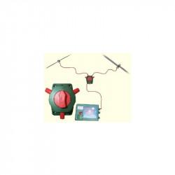 Interrupteur/ Sélectionneur de ligne AKO - Le Paturon