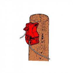 Interrupteur de ligne clôture Le Gardien électrique - Le Paturon