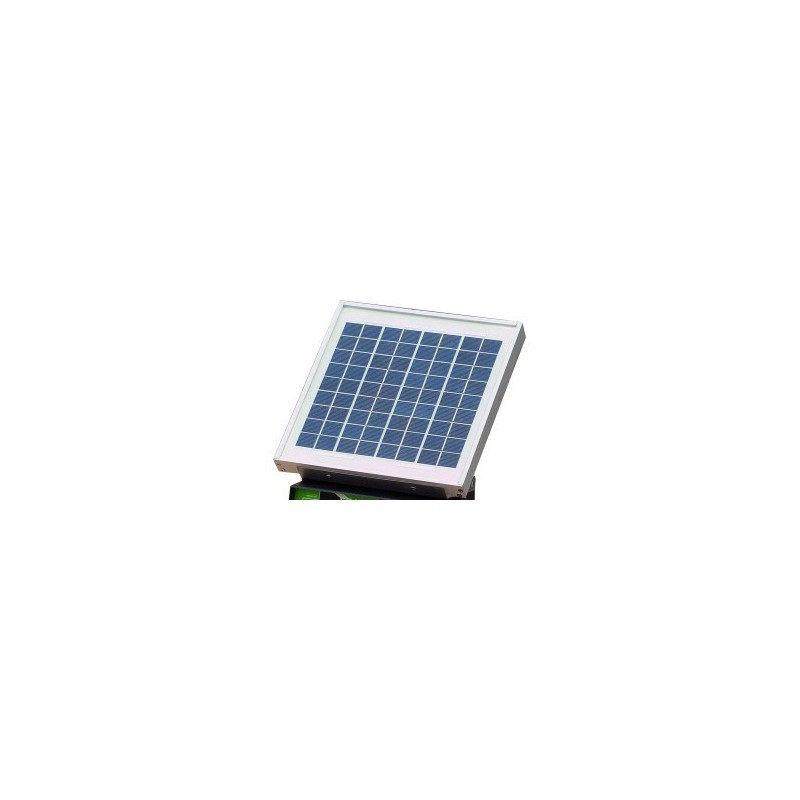 Capteur solaire 6W  Creb - Le Paturon