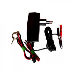 Chargeur de batterie 12 Volts 1.2 Ampére  pour accu 12/30Ah