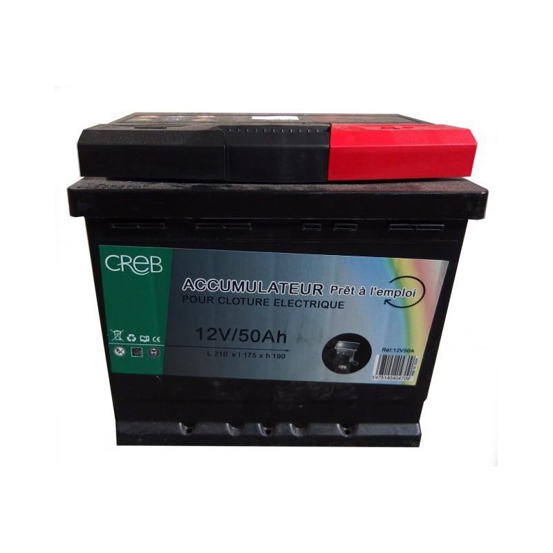 Batterie étanche Creb - Le Paturon